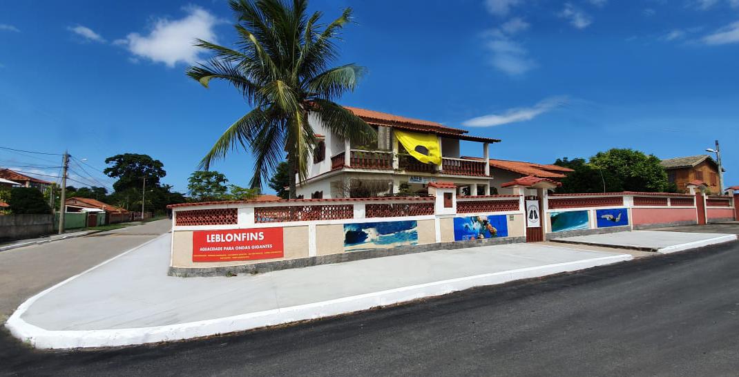 Centro LeblonFins de Treinamento de Aquacidade Extrema